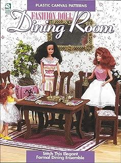 Fashion Doll Dining Room (Plastic Canvas Patterns)