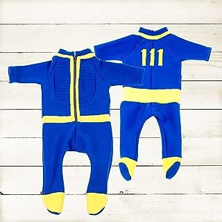 Baby Vault 111 Fleece Suit