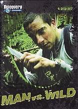 Discovery Channel Man VS Wild - 4 DVD Box Set