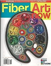 Fiber Art Now Magazine Winter 2018 2019