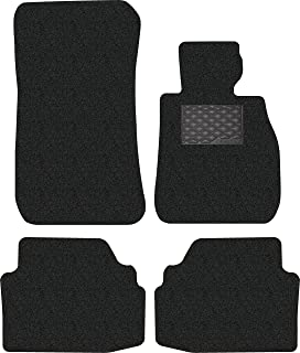 Nicoman 8-MM-C4076-BMW-3er-E92-Coupe-BK-FU Spaghetti All-Weather Fully Tailored Car mats Fit【 3-Series Coupe E92 Year 200...