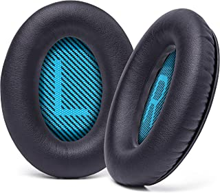 WC Wicked Cushions Premium Replacement Ear Pads for Bose Headphones - Compatible with QC15 / QC25 / QC35 & 35 ii / QC2 / A...