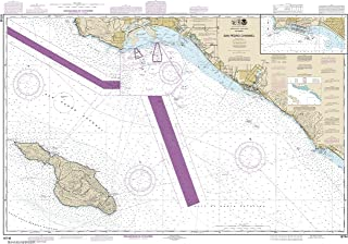 san pedro channel chart
