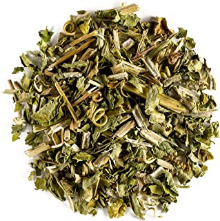Passion Flower Organic Calming Tea - Whole Leaf Dried Passionflower - Passiflora Incarnata Herb for Anxiety - Maypop - Wild Passion Vile 100g 3.52 Ounce