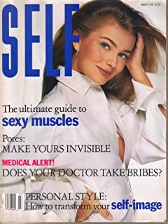 Self Magazine, March 1991