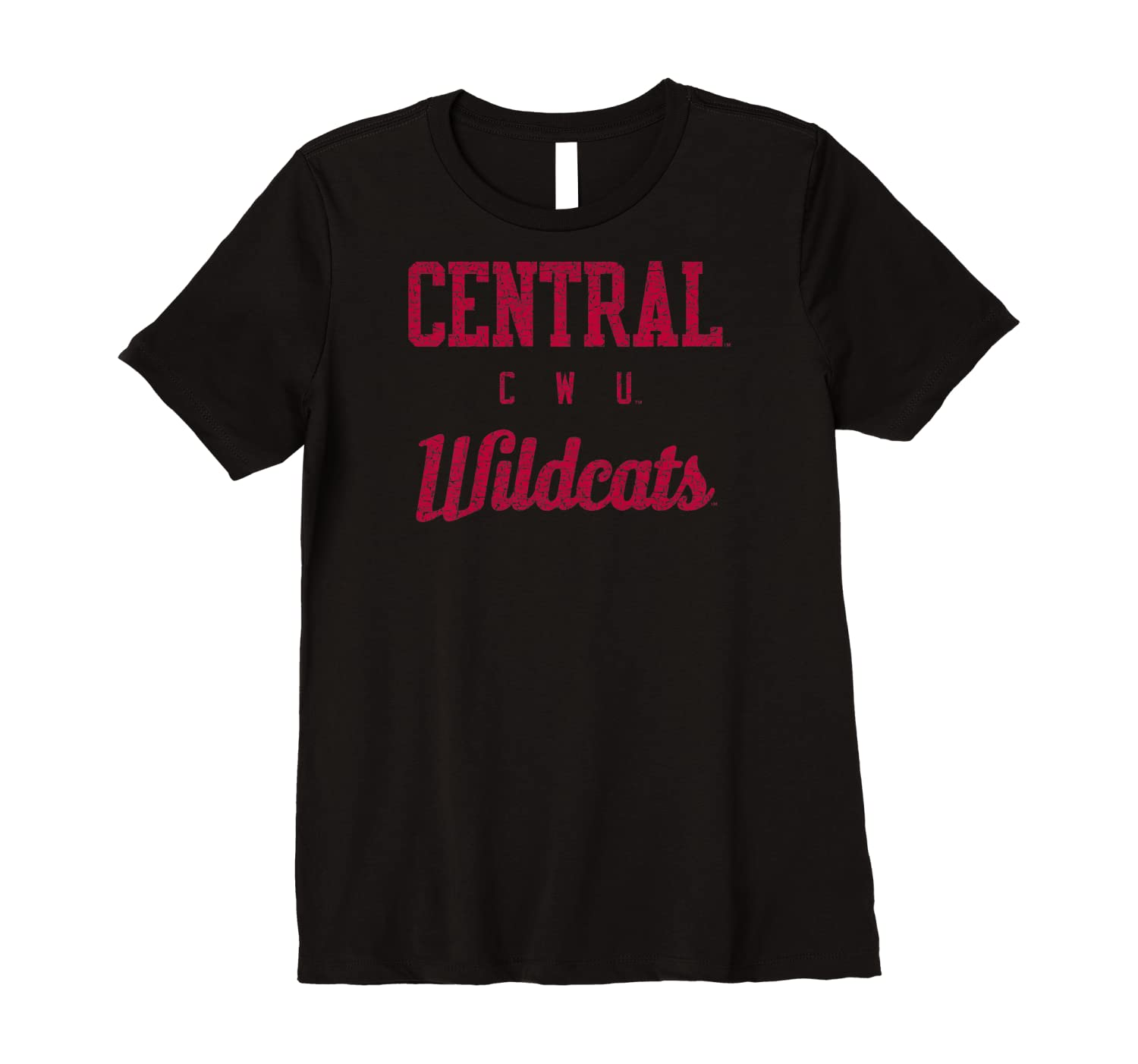 NCAA Central Washington Wildcats T-Shirt V3