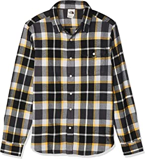 The North Face Arroyo Long Sleeve Flannel Shirt - Men`s