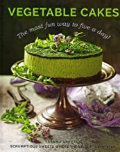 vegetable cakes book