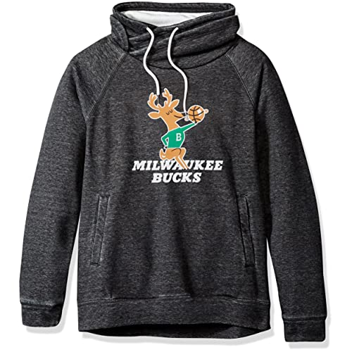 best sneakers 9f928 86bc5 Milwaukee Bucks Hoodies: Amazon.com