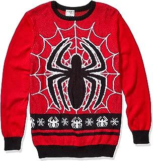 Best spiderman christmas sweater boys Reviews
