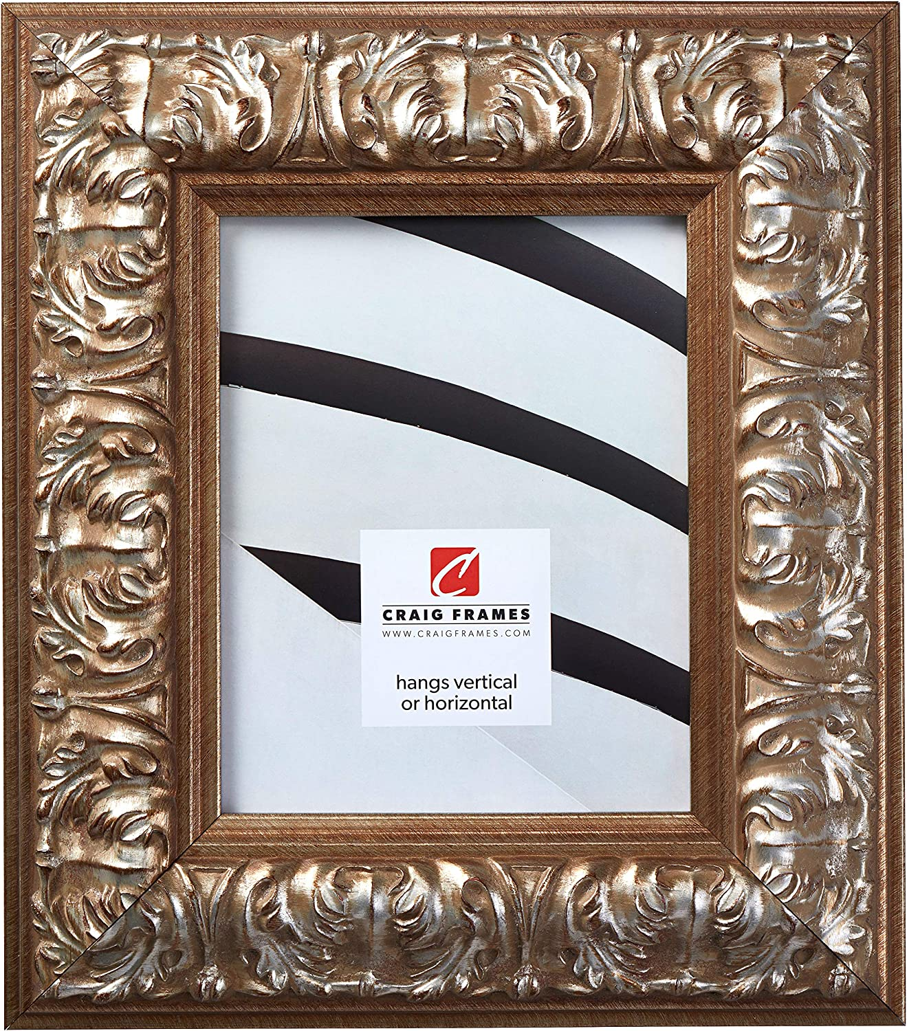 Craig Frames Long-awaited Barroco Antique Silver Baroque b Sales of SALE items from new works 12 Picture Frame