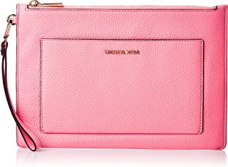 Michael Kors Womens Lg Pocket Zip Pouch Bag