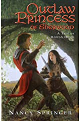 Outlaw Princess of Sherwood (Rowan Hood) Kindle Edition