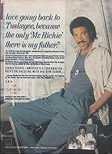 Best lionel richie 1986 Reviews
