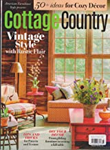 Cottage Country Vintage Style 50+ Ideas Magazine Fall 2018