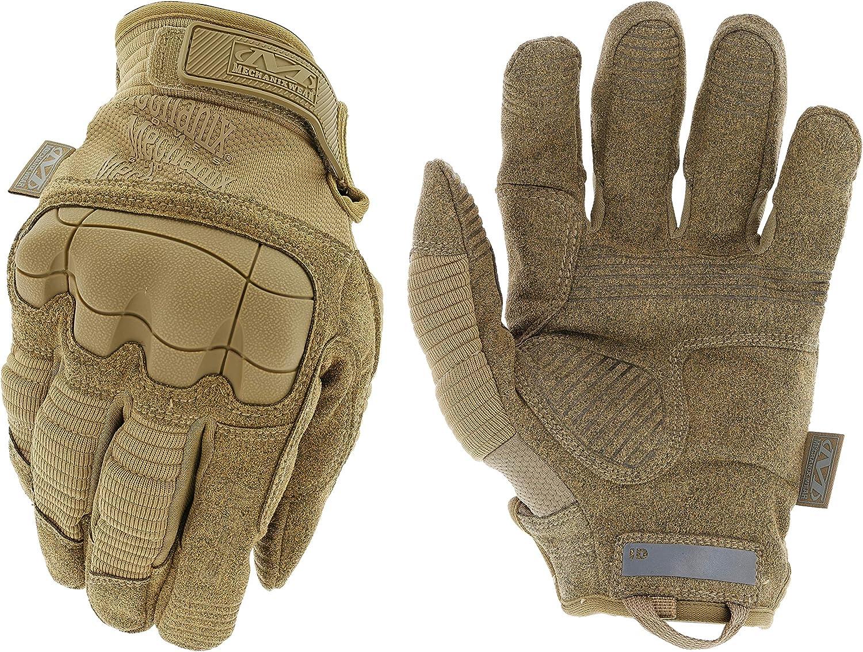 Mechanix Wear: M-Pact Genuine Coyote Regular discount Tactical Gloves Large Brown Work