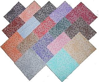 "17 10"" Layer Cake Beautiful Creeper Quilt Fabric Squares"