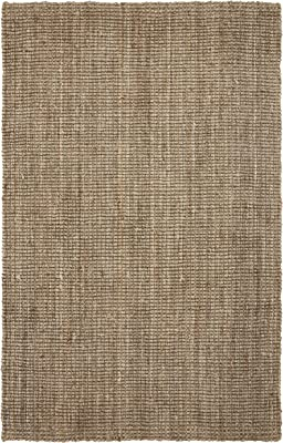 Safavieh Natural Fiber Collection Nf447a Hand Woven Natural Jute Area Rug 5 X 8 Amazon Ca Home Kitchen