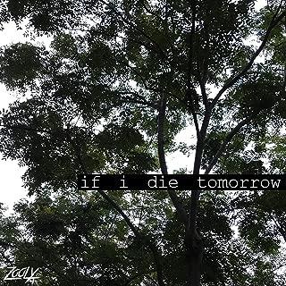 If I Die Tomorrow