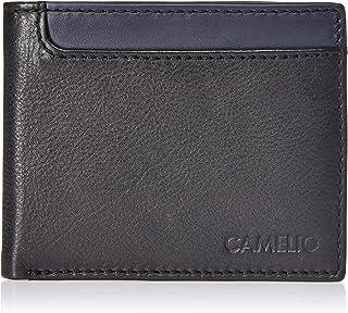 CAMELIO Black Men's Wallet (CAM-WL-0038)