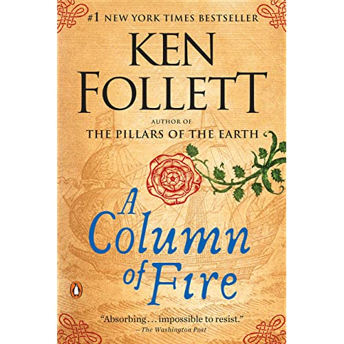 A Column of Fire: A Novel (Kingsbridge Book 3) (English Edition ...