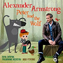 Digital Booklet: Peter and the Wolf