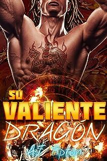 Su Valiente Dragón: Un Romance Paranormal Interracial (Su Dragón Motociclista nº 1)