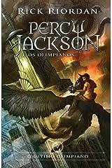O último olimpiano (Percy Jackson e os Olimpianos Livro 5) eBook Kindle