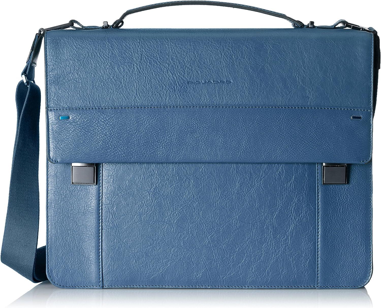 selección larga Piquadro Maletín CA3466S78 AV, AV, AV, Azul  ventas en línea de venta