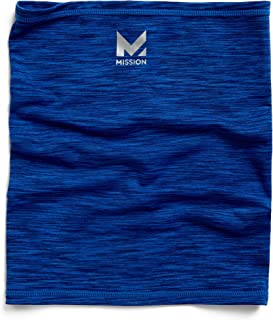 MISSION Hydroactive Fitness Multi-Cool Neck Gaiter and Headband