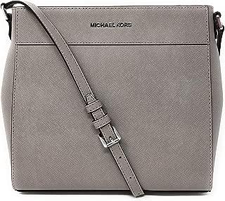 Michael Kors Women's Jet Set Travel Messenger Crossbody Bag