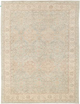 Amazon Com Pasargad Carpets Ferehan Collection Hand Knotted Wool Area Rug 9 X 12 Furniture Decor