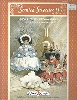 Scented Sweeties II, Book No FCM352