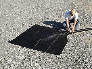 SedCatch Sediment Filter Dewatering Bag, 6' Wide x 6' Long, 8 oz. Nonwoven Geotextile (20 Pack)