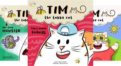 Tim the Tabby Cat (3 Book Series)