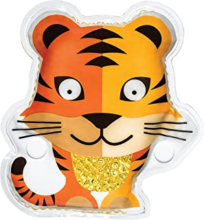 BodyICE Kids Timo the Tiger Ice and Heat Pack | Soothe bumps and bruises naturally Suitable for toddlers and children | No...