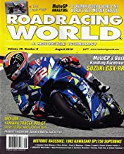 ROADRACING WORLD & MOTORCYCLE TECHNOLOGY Magazine August 2019, SUZUKI GSX-RR, YAMAHA TRACER 900 GT
