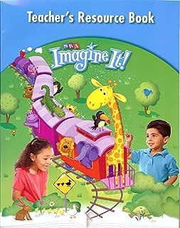 Imagine It! PreK Teacher Resource Book