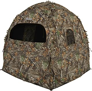 Ameristep Doghouse Ground Blind, Two Man Hunting Blind in...