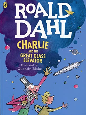 Charlie and the Great Glass Elevator (colour edition)