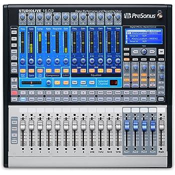 Presonus StudioLive 16.0.2 16-Channel Audio Mixer