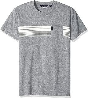 Ben Sherman Men's Chest Stripes Styled TEE
