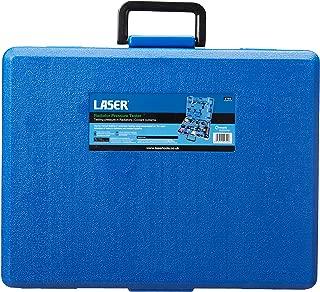Laser 2792 - Juego de herramientas de comprobación de la presión para radiadores