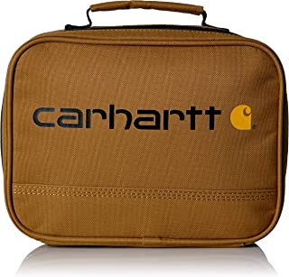 Carhartt Insulated Soft-Sided Lunchbox, Carhartt Brown