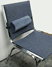 Therapist's Choice® D-Section Lumbar Roll Roll With Elastic Seat Strap