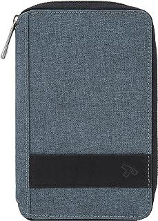 Travelon Safe Id Multi-Passport Holder, Slate (Gray) - 83100 550