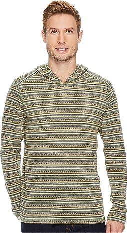 Prana - Dweller Long Sleeve Pullover Hoodie