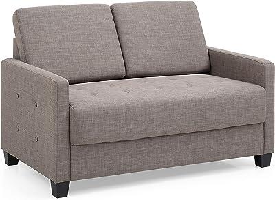 Amazon.com: Mecali Products - Sofá cama convertible en ...
