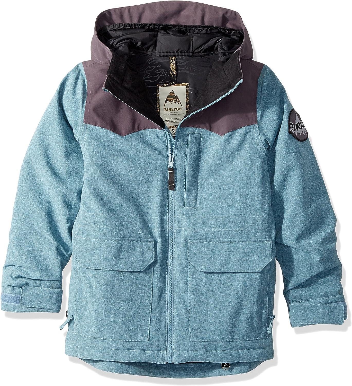 Burton Boys Phase Jacket, blueestone Faded, Large