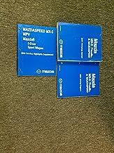 Amazon Com Mazda Mx5 Service Manual Books